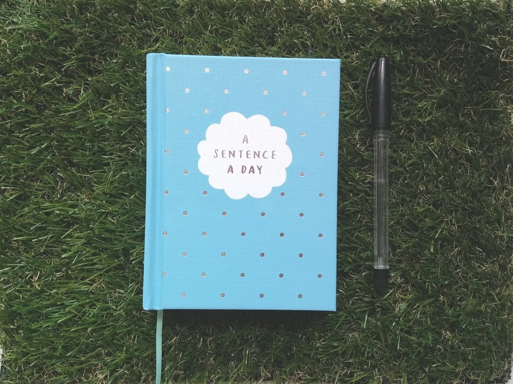 A Sentence A Day_cover