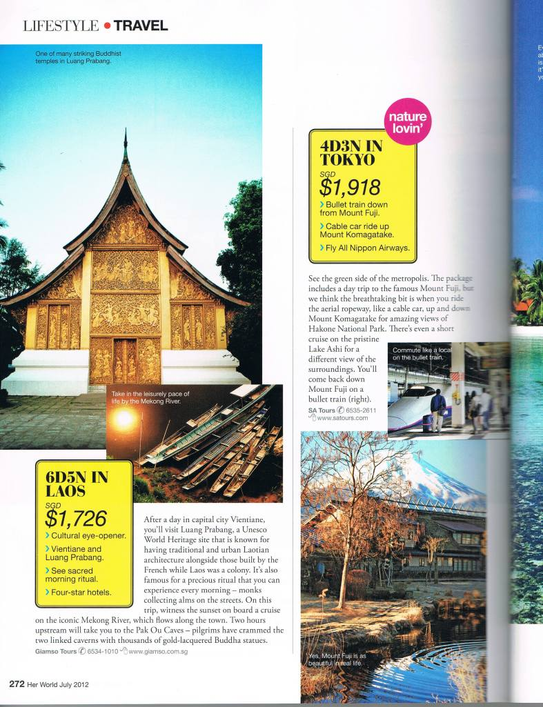 Lifestyle Best Chic&Cheap Trips Under $2000 pg 4