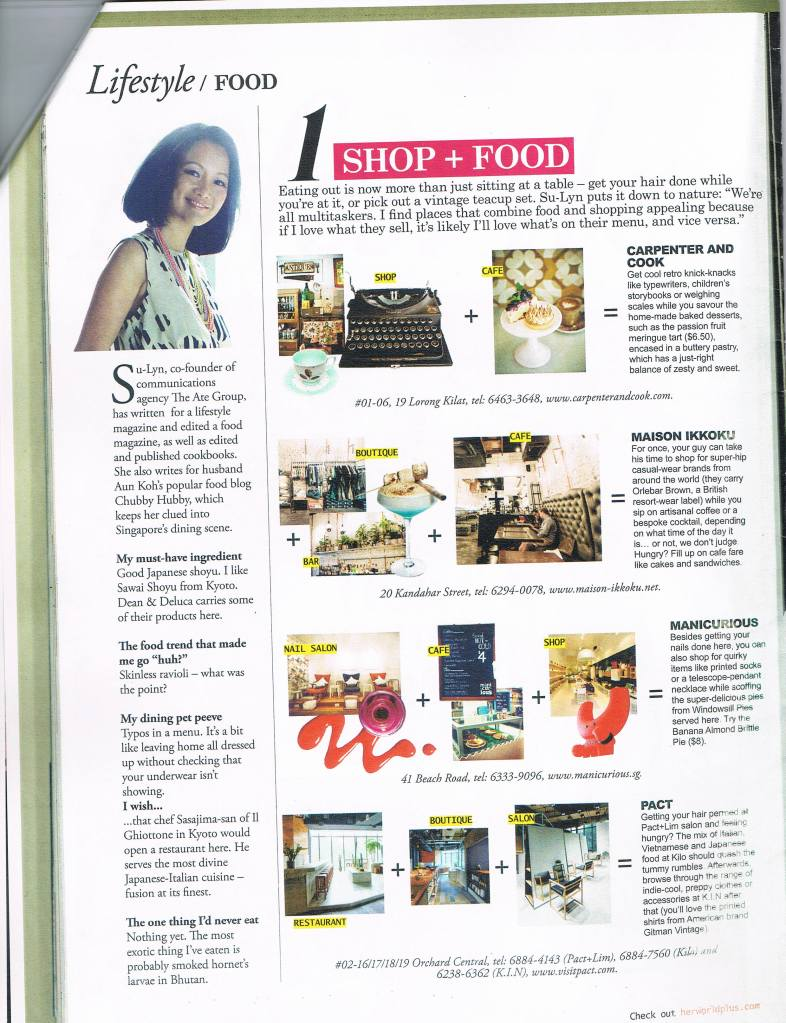 Lifestyle Singapore Food Scene pg 2