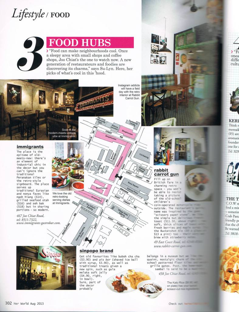 Lifestyle Singapore Food Scene pg 4