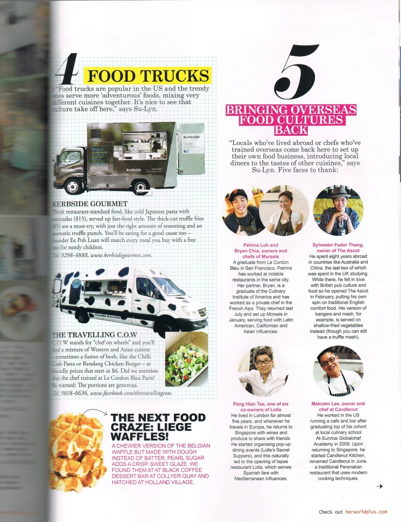 Lifestyle Singapore Food Scene pg 5