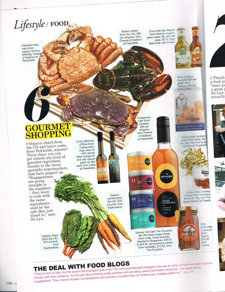 Lifestyle Singapore Food Scene pg 6