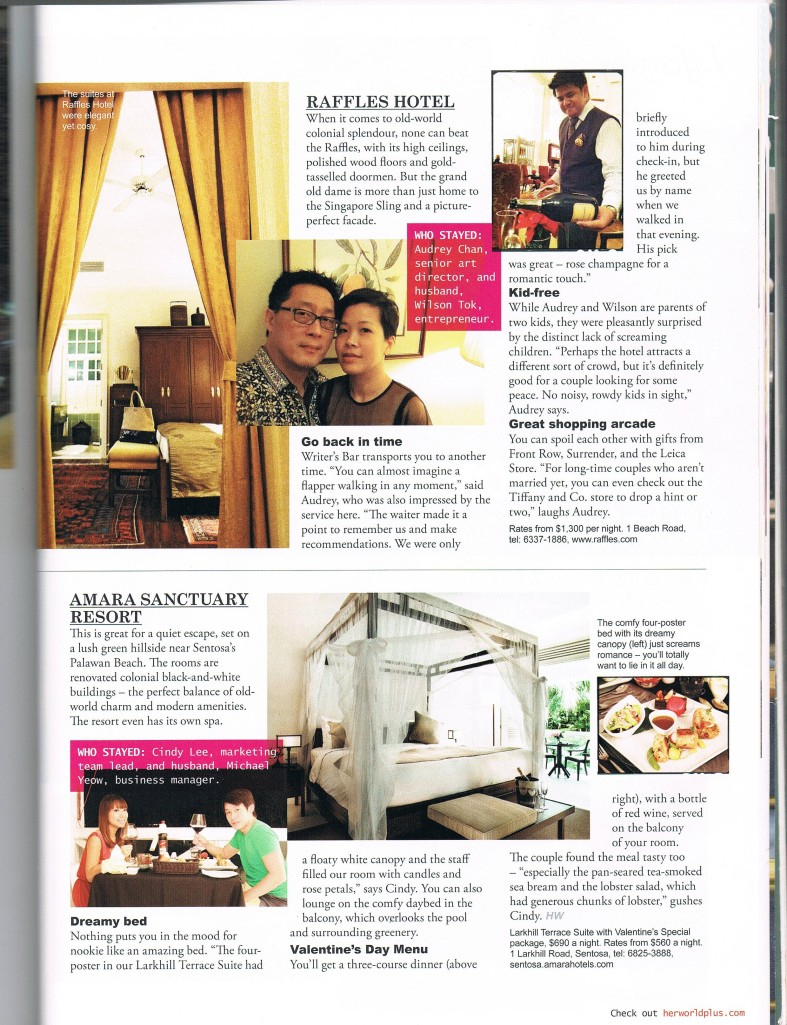Lifestyle staycation package pg 5