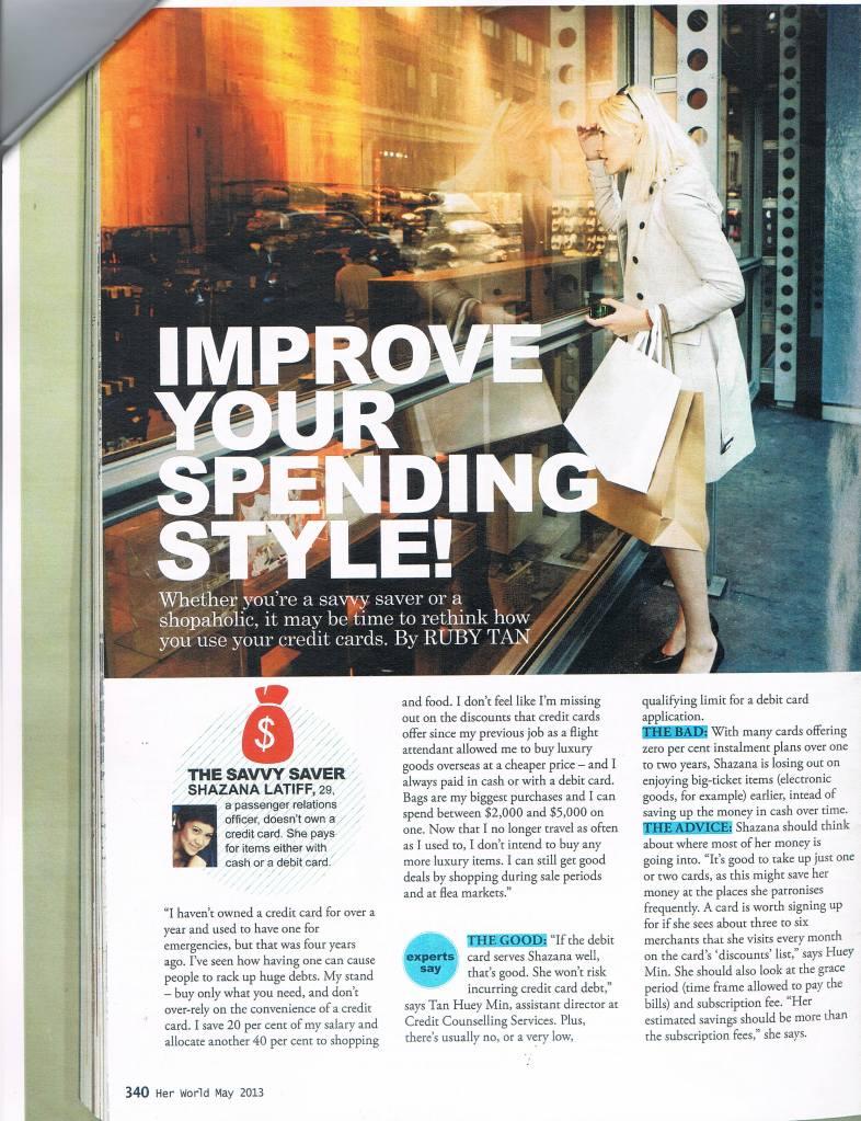 Money_Improve Your Spending Style Pg 1