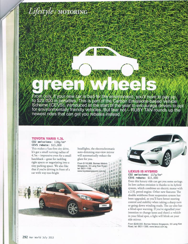 Motoring_Green Wheels pg 1