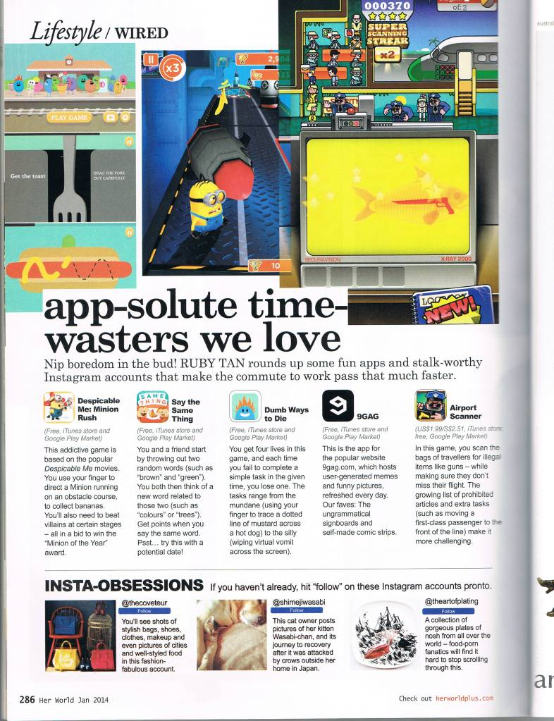 Wired_Waste Time Apps